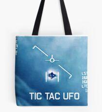 Tic Tac Ufo Tote Bag