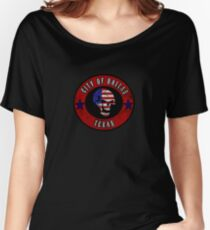 City of Dallas Texas Women's Relaxed Fit T-Shirt