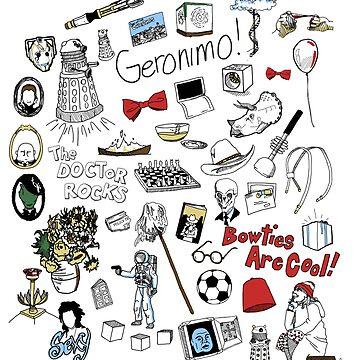 Geronimo!  by geekminimal