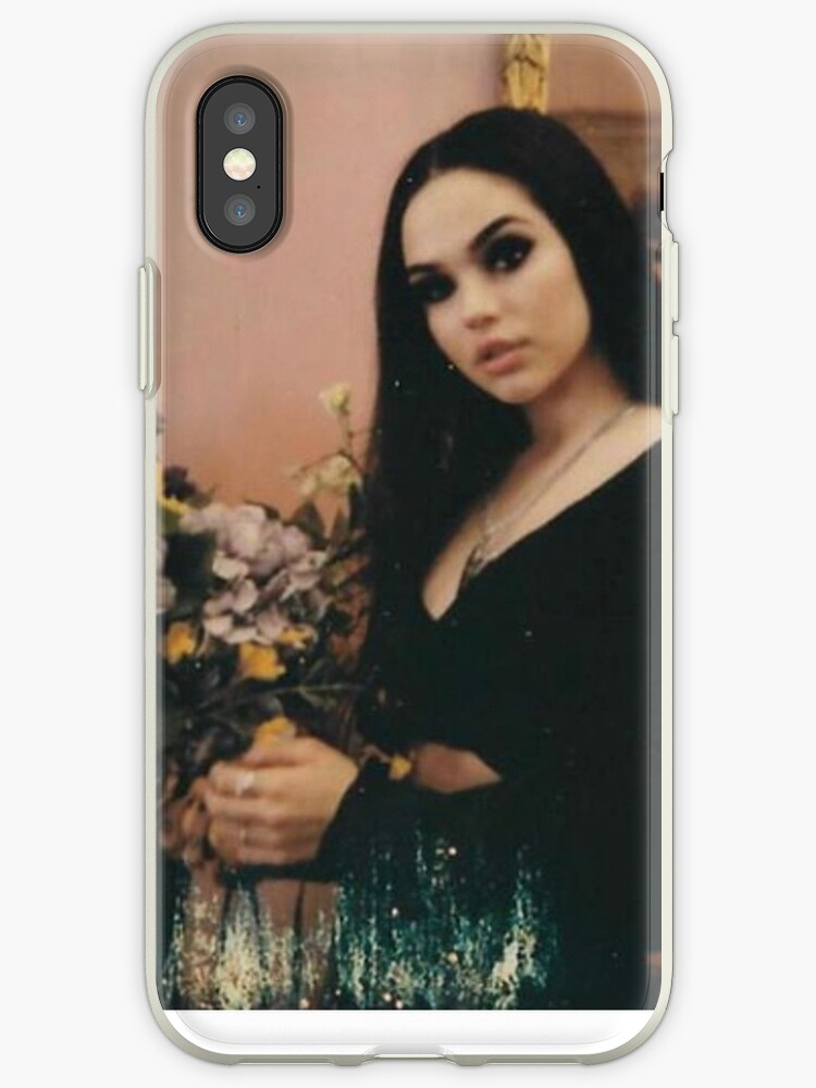 the best attitude 1e130 96f4e 'retro maggie lindemann' iPhone Case by antisocialbabe