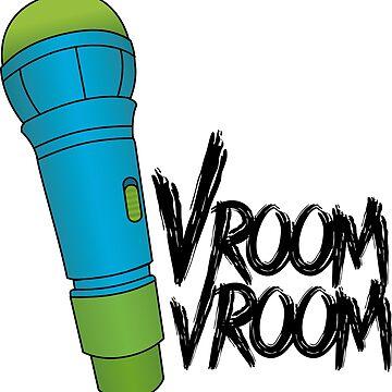 Vroom, micrófono de vroom - NCT de Duckiechan