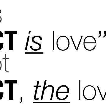 """Es """"NCT es amor"""", no """"NCT, el amor"""". de Duckiechan"""