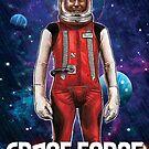 Space Force Mock Movie Poster by DustinGoebel