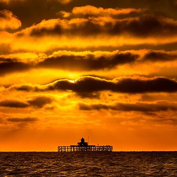 Herne Bay Pier by Femaleform