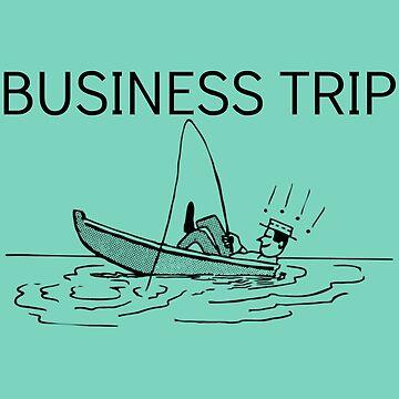 Fishing Business Trip by Slinky-Reebs