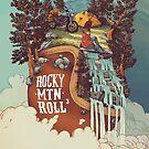 Rocky MTN Roll 3 by Amanda Zito