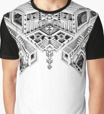 Escher's playground Graphic T-Shirt