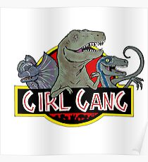 The Original Girl Gang Poster