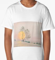 Golden Sun Long T-Shirt