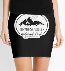 Cuyahoga Valley Ohio Mini Skirt
