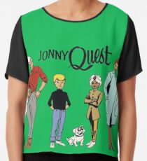 Johnny Quest Chiffon Top