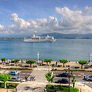 Ferry from UK by Tom Gomez