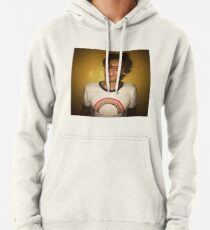 Smiling Styles Pullover Hoodie