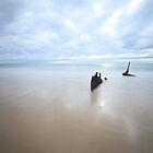 Shipwreck - SS Dicky by Brett Conlon