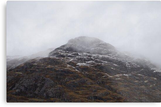 Mountain Top by Shiralee Martin