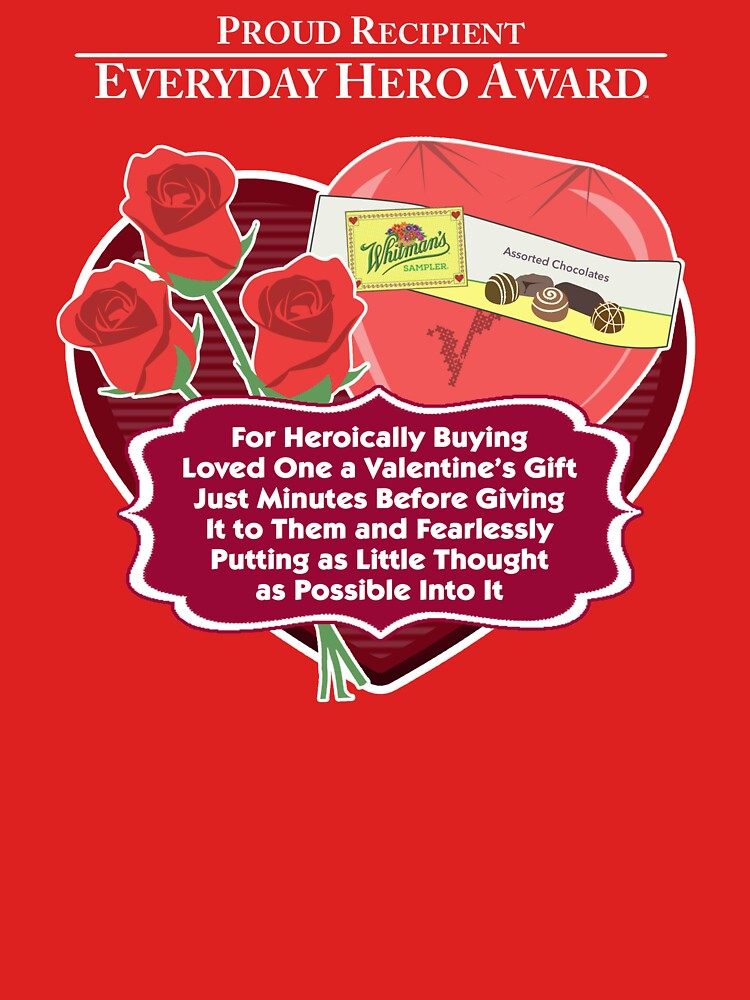 Everyday Hero Award: Valentine's Day by A-Game