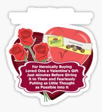 Everyday Hero Award: Valentine's Day Sticker