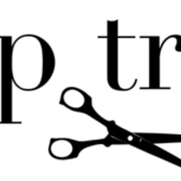 Just Keep Trimming Quote for Hairstylists & Barbers by NestToNest