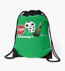 Portlandia: Please, Please Win. Meow, Meow Meow! Drawstring Bag