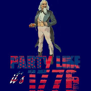 Independence Day (4th of July) Party T-Shirt & Gift Items by customstyle