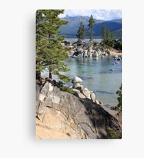 """North Shore"" Canvas Print"