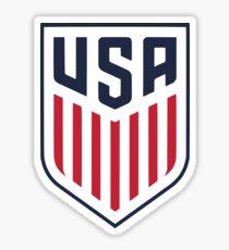 Pegatina US Soccer