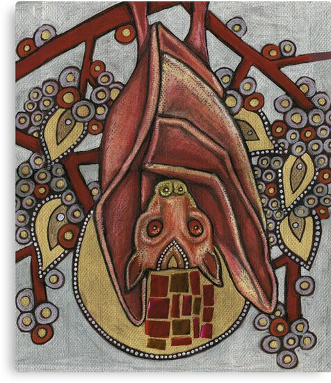 Icon IV: The Fruit Bat by Lynnette Shelley