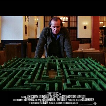 The Shining- Overlook Maze by Biff85