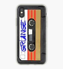 Grunge Music iPhone Case