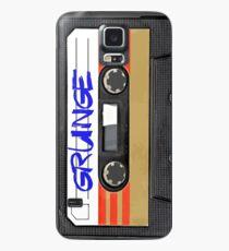 Grunge Music Case/Skin for Samsung Galaxy