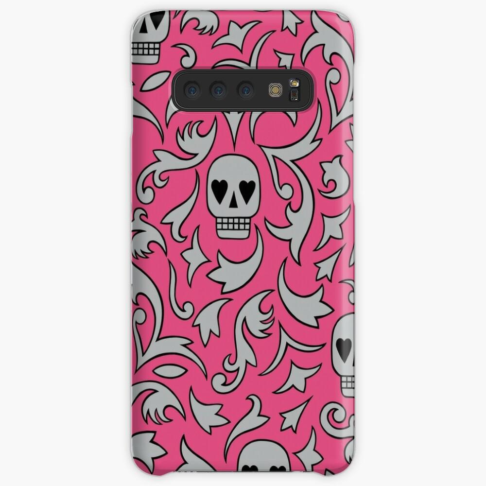 Skulls for life Samsung Galaxy Snap Case