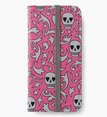 Skulls for life iPhone Wallet/Case/Skin