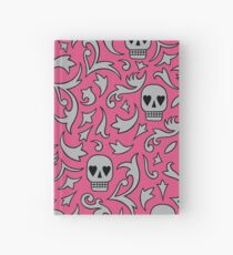 Skulls for life Hardcover Journal