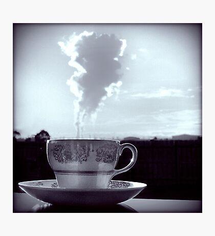 High-Tea Photographic Print