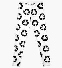 Recycle Symbol Leggings