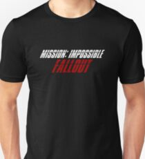 Mission: Impossible - Fallout Unisex T-Shirt