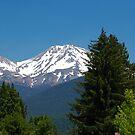 Mt. Shasta by BellaStarr