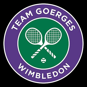 TEAM GOERGES WIMBLEDON by mapreduce