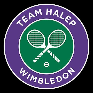 TEAM HALEP WIMBLEDON by mapreduce