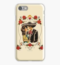 Mexican Couple iPhone Case/Skin