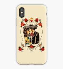Mexican Couple iPhone Case