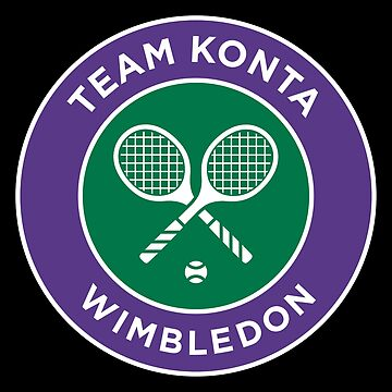 TEAM KONTA WIMBLEDON by mapreduce