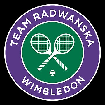 TEAM RADWANSKA WIMBLEDON by mapreduce