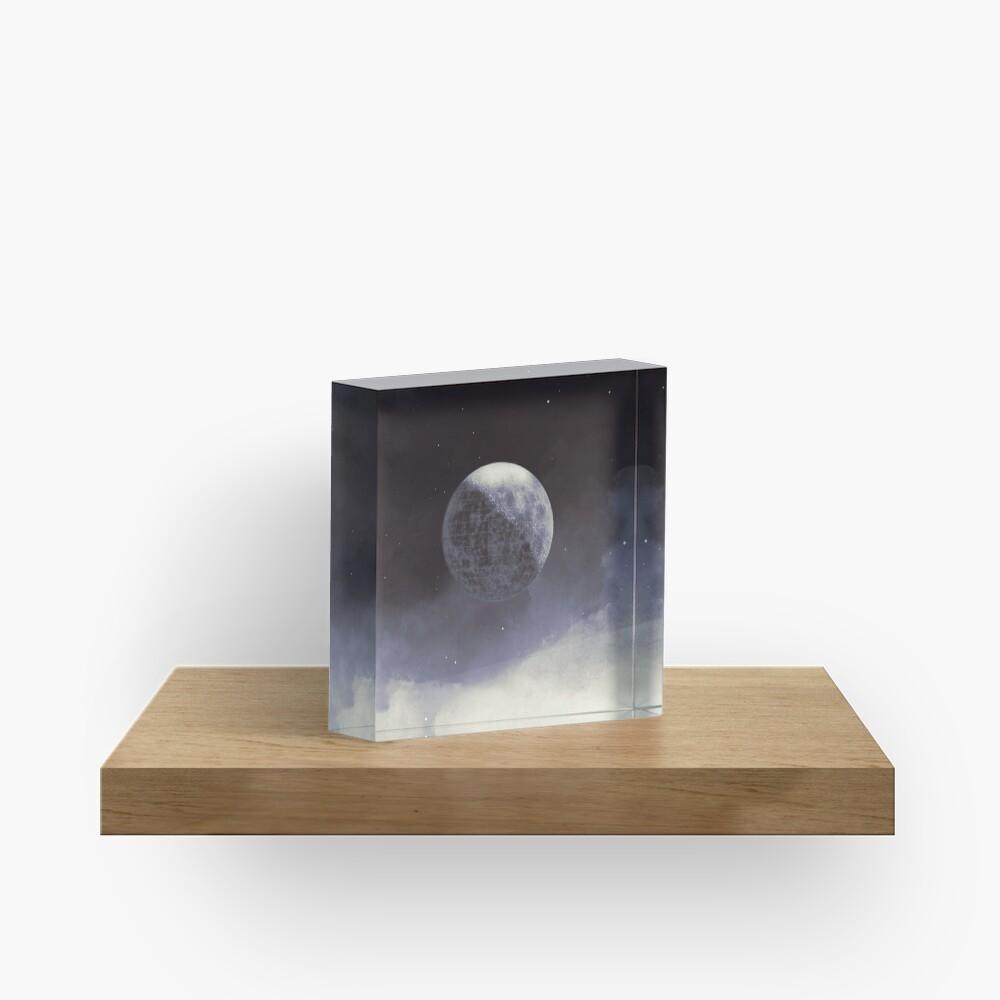 LUNAR Acrylic Block