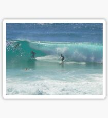 Surfing at Burleigh Heads #1 Sticker