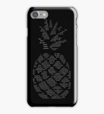 Psych Quotes Pineapple iPhone 7 Case