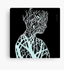 Connecting To Nature Canvas Print