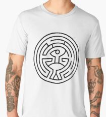 Westworld Maze Men's Premium T-Shirt