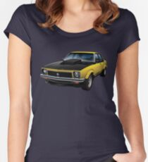 Australian Muscle Car - Torana SLR/5000 Women's Fitted Scoop T-Shirt