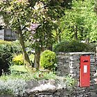 Miss Potter's Post Box by CreativeEm